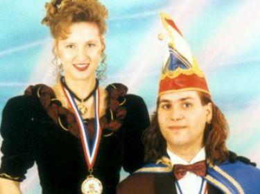 1996 - Das erste Mal mit Prinzengarde